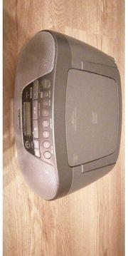 Sony Radio Audio System ZS-S10CP