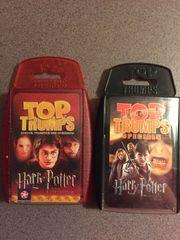 2 Harry Potter TOP Trumps