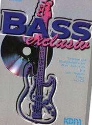 Bassübungsbuch Bass exclusive von Carsten