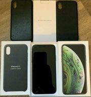 Apple iPhone XS 256GB Schwarz