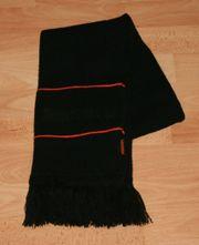 NEU - Schwarzer Schal - One Size -