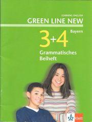 Grammatisches Beiheft Englisch 7 8