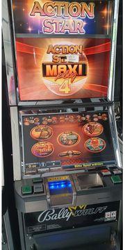 Geldspielautomat Bally Twin Top 60Spiele