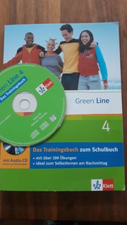 Trainingsbuch Green Line 4