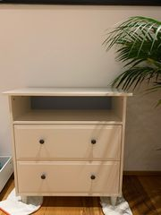 Hemnes Kommode optional als Wickeltisch