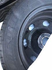 Sommer Reifen mit Felgen