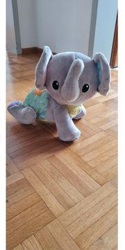 Krabbel mit mir Elefant