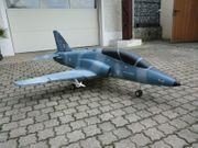 Jet BEA Hawk Turbinen