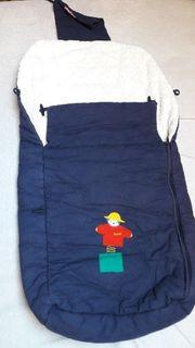 Kinderwagenschlafsack Winter