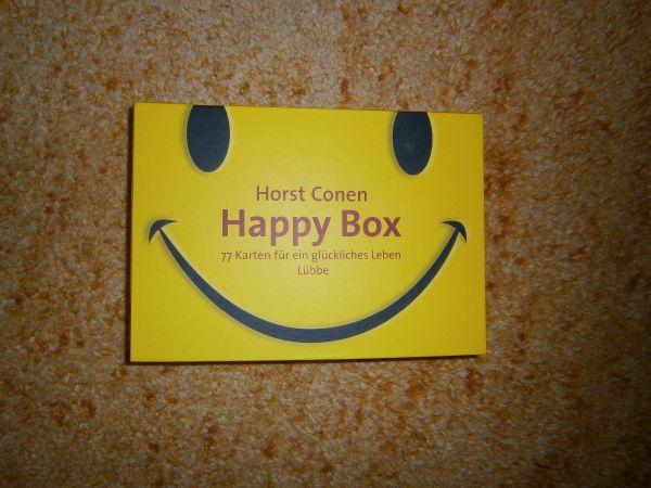 Geschenk Happy Box Kartenset