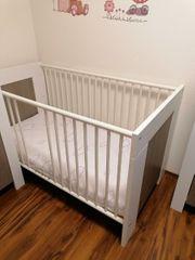 Gitter Bett 70x140