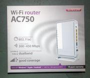 Sitecom WLR-5002 AC750 Wi-Fi Dualband