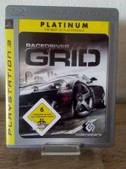 PS 3 Spiel GRID