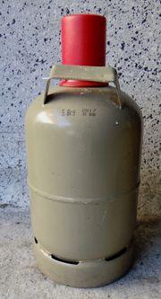 Campinggasflasche 5 kg leer