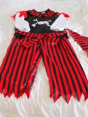 Kinder Faschingskostüm Pirat Jack Sparrow