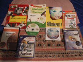 Software: Anwendungen, Tools - Anwänder-SoftWare-Programme auf CDs original natürlich