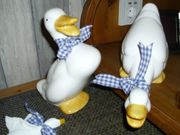 Deko Enten -Ente - Hühner Deko