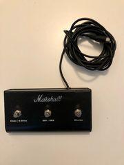Original Marshall 3 Buttons foot