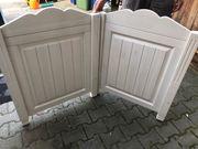Babybett 140x60 cm weiß