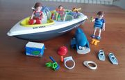 Playmobil Boot 4862 mit Unterwassermotor