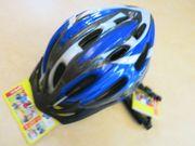 Fahrradhelm m Blendschutz neu unbenutzt