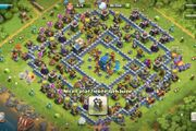 COC Account TH12 MAX - Beide Dörfer
