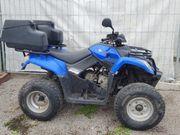 Kymco MXU 300 Quad ATV