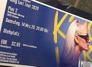 5 Tickets lori king tour