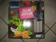 Slow Juicer Entsafter von Edeka