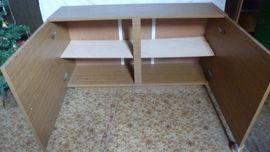Schränke, Sonstige Schlafzimmermöbel - Schränkchen Eiche Imitation Selbst gebaut