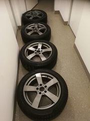 Alufelgen Winterreifen für Audi A5