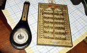 Thermometer 76135 KA Retro vintage