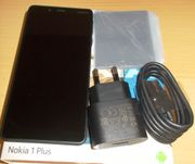 Nokia 1 Plus mit USB