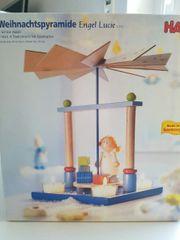HABA Weihnachtspyramide Engel Lucie