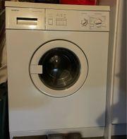Waschmaschine gegen Abholung abzugeben