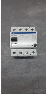 Doepke Fehlerstromschutzschalter Typ DFS4 025-4