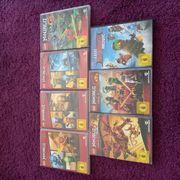 Ninjago DVDs
