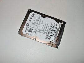 Notebook Festplatte HDD SEAGATE MOMENTUS: Kleinanzeigen aus München Obergiesing - Rubrik Zubehör für tragbare Computer