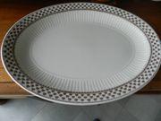ovale Servierplatte von Adams Sharon