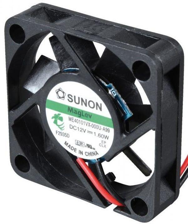 Funkgeräte Ersatzlüfter 40x40x10 für Alinco