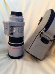 Teleobjektiv Canon EF 300mm f4