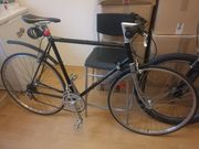 RALEIGH Engl Custom-Bike Black - wie