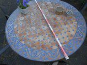 Marokkanischer Mosaiktisch 100 cm ohne