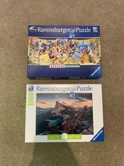 2 Ravensburger Puzzle