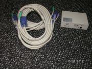 Adapter und Steuerung für Monitor