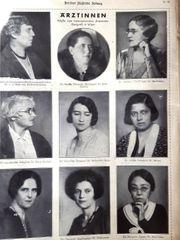 1931 Originale Berliner Illustrierte mit