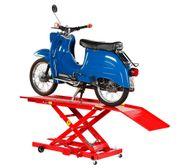 Hebebühne für Roller und Moped