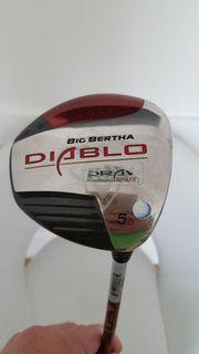 Golfschläger-Callaway Driver -Big Bertha Diablo