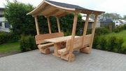Überdachte Gartenmöbel Holzmöbel Krongartmöbel