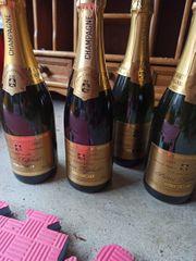 5 Flaschen Chardonnay Champagne Pierre